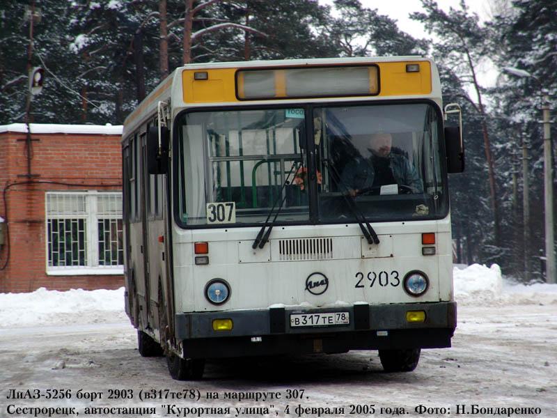 расписание 307 автобуса в сестрорецке второй